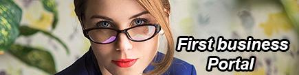 First business Portal  id
