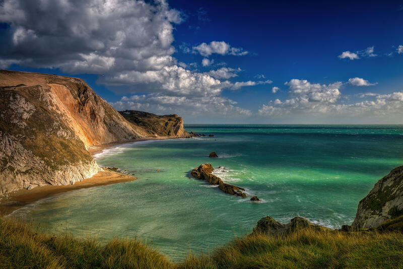 Wallpaper - Crystal clear seas Nature, Sea, Lagoon, Shore id724491574