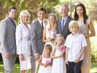 Цікаво знати: назви родинних зв'язків у сім'ї