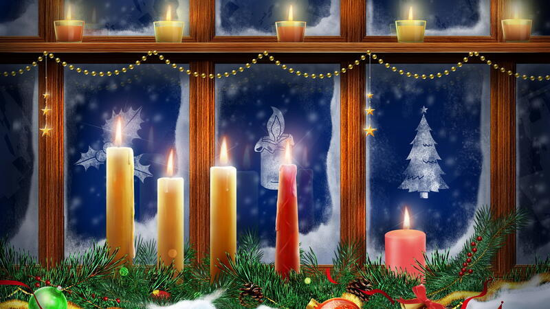 Лучшие фотообои теплой атмосферы праздников от Первых ФОТО Знакомств Свята, Лучшие обои на рабочий стол, Обои на Новый год, Обои на Рождество, Обои с праздничными свечами, Обои новогодней елки, Обои с новогодними игрушками, Обои с новогодними звездами id1429844983