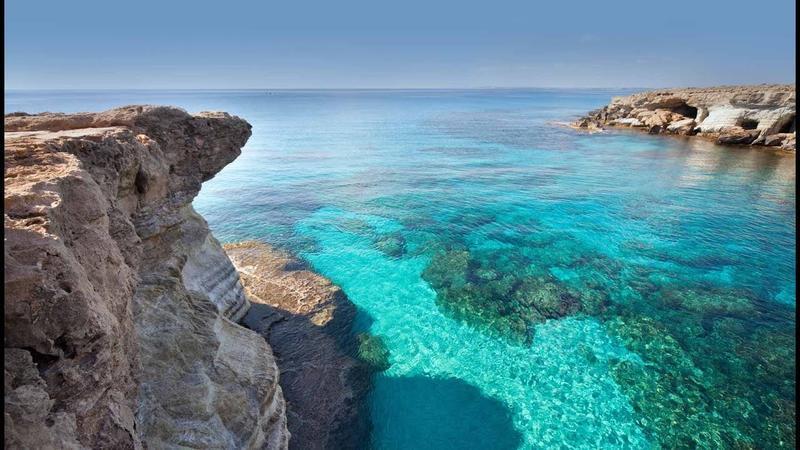 Обои - Кристально чистые моря Природа, Море, Лагуна, Берег 1841556788