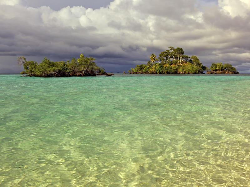 Шпалери - Кришталево чисті моря Природа, Море, Лагуна, Берег id504136693