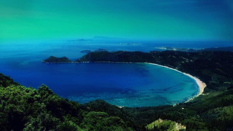 Wallpaper - Crystal clear seas Природа, Sea, Lagoon, Shore id1645817781