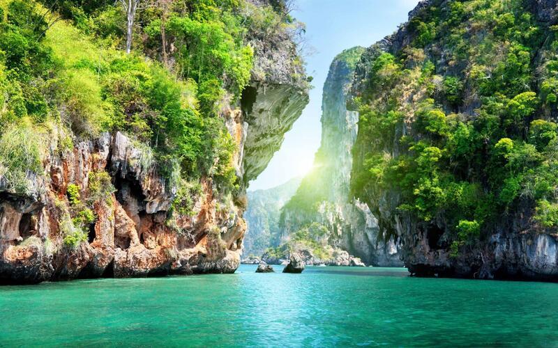 Wallpaper - Crystal clear seas Природа, Sea, Lagoon, Shore id161450763