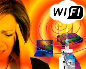 Последствия влияния Wi-Fi...