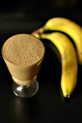 Бананова кава