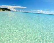 Обои - Кристально чистые моря Природа, Море, Лагуна, Берег 1208241504