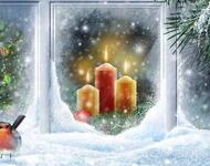 Лучшие фотообои теплой атмосферы праздников от Первых ФОТО Знакомств Свята, Лучшие обои на рабочий стол, Обои на Новый год, Обои на Рождество, Обои с праздничными свечами, Обои новогодней елки, Обои с новогодними игрушками, Обои с новогодними звездами id152161705