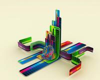 The most original 3D wallpapers on your desktop 3D, Абстракція, Best 3D Wallpaper Desktop, Best Wallpaper for Desktop id228788932